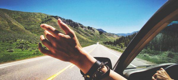 summer driving